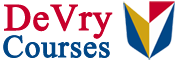 DeVry Courses Tutoring
